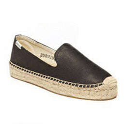 Platform Smoking - Espadrilles - Black