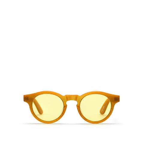 Habana Sunglasses -  Psycho Honey - Light Yellow lenses