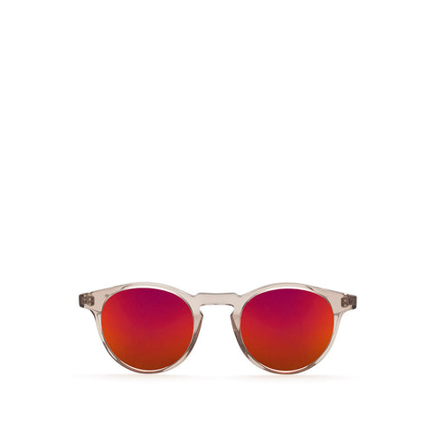 Paris Sunglasses - Champagne / Ruby