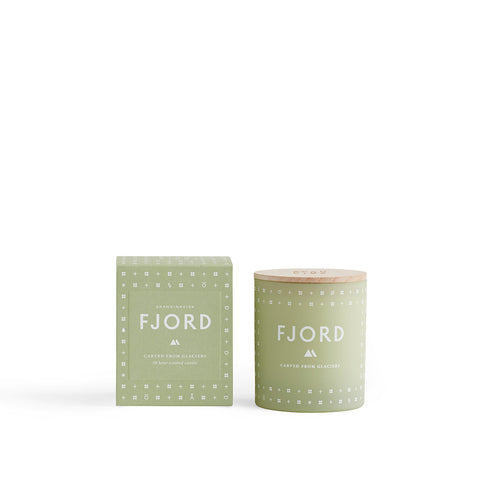 Fjord Candle