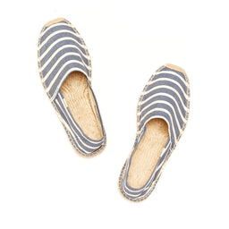 Classic Stripe Original Dali Slip on - Blue / White