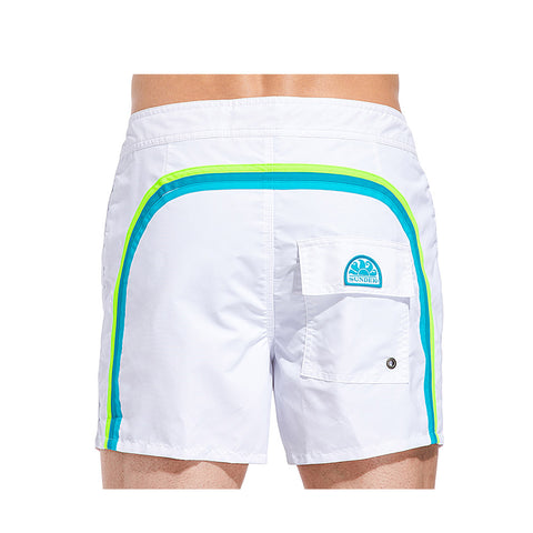 "Boardshorts - Low Rise 14"" - White #30"