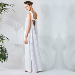 Ninetta Dress - Off White