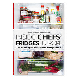 Inside Chefs' Fridges, Europe