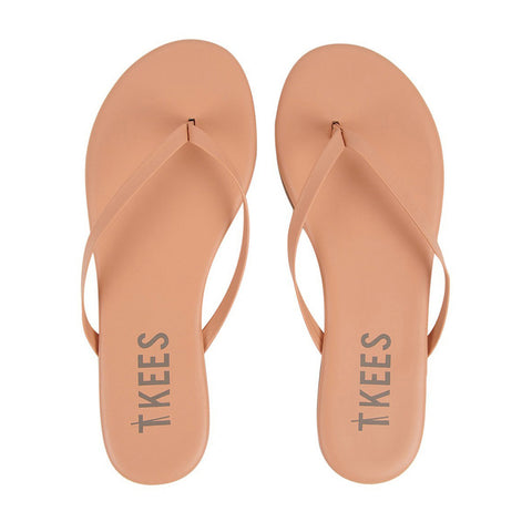 Foundations Slippers - Nude Beach