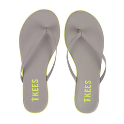 Lip Liners Slippers - Storm