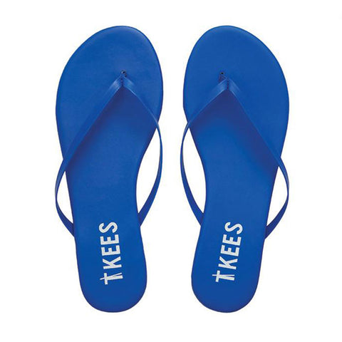 Lily Solids Slippers - No. 16 - Navy Blue