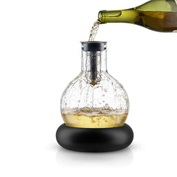 Wine decanter Carafe with Cool Element - 0.75l