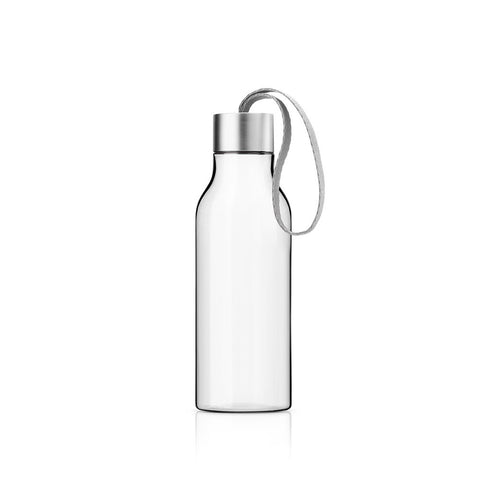 Drinking Bottle - Marble Grey