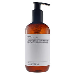 African Orange Aromatic Body Wash