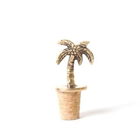 Palmtree - Bottle Stopper