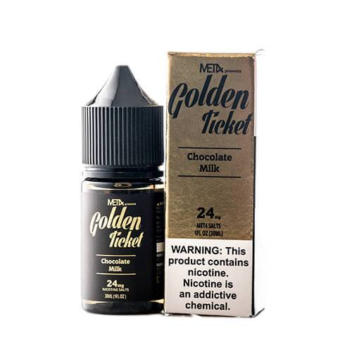 MET4 eJuice SALTS - Golden Ticket - 30ml
