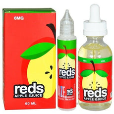 Reds Apple EJuice - Reds Apple - 60ml