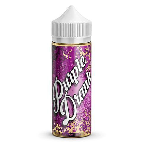 BIGFinDEAL Eliquid - Purple Drank - 120ml