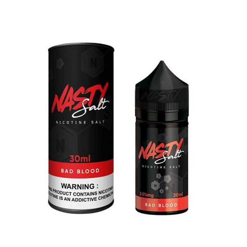 Nasty Salt Nic Bad Blood 30ml