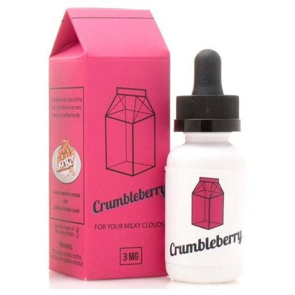 The Milkman eLiquids - Crumbleberry - 60ml
