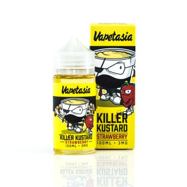 Vapetasia - Killer Custard Strawberry - 60ml
