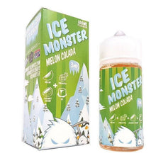 Jam Monster - Ice Monster - Ice Melon Colada 100ml