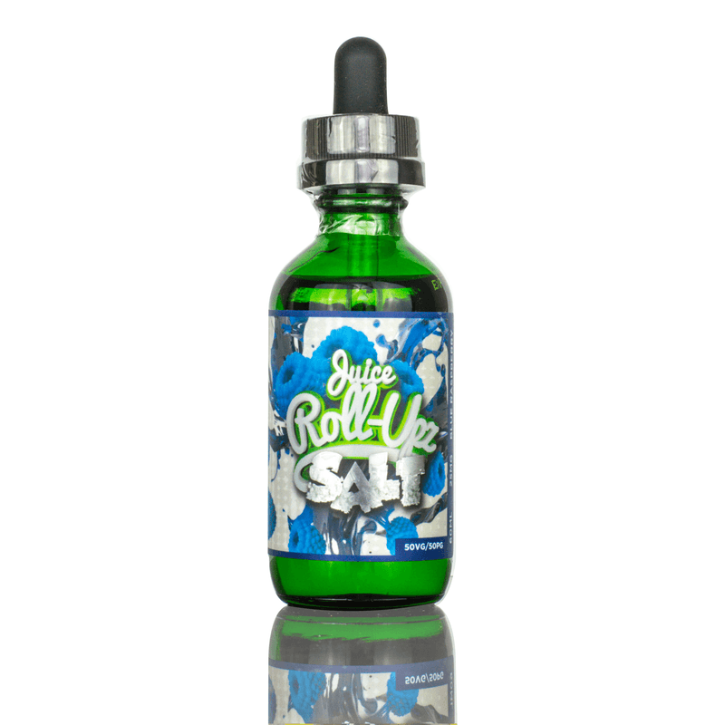 Juice Roll Upz Salt Blue Raspberry 60ml