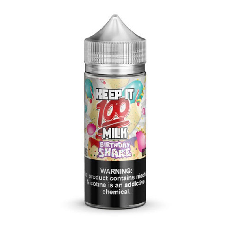 Keep It 100 Birthday Shake 100ml