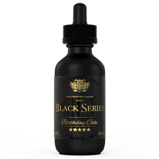 Kilo eLiquids Black Series - Birthday Cake - 60ml
