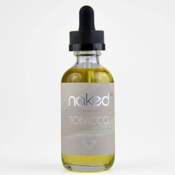 Naked 100 Tobacco By Schwartz - Cuban Blend - 60ml
