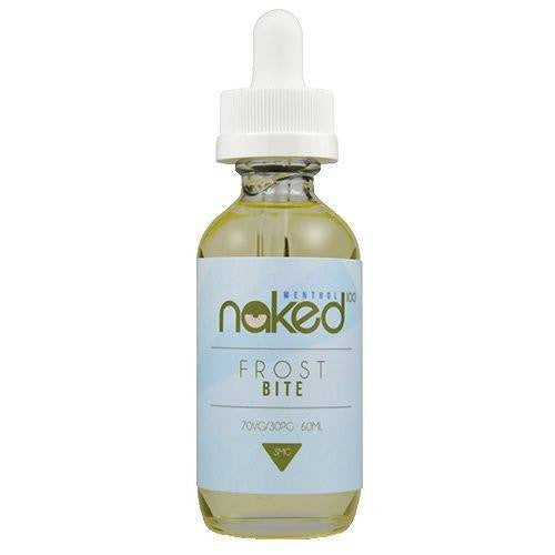 Naked 100 Menthol By Schwartz - Frost Bite - 60ml