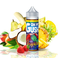 Oh My Gush Tropical 120ml