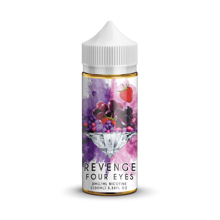 Revenge Eliquid - Four Eyes - 100ml