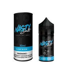 Nasty Salt Nic Slow Blow 30ml
