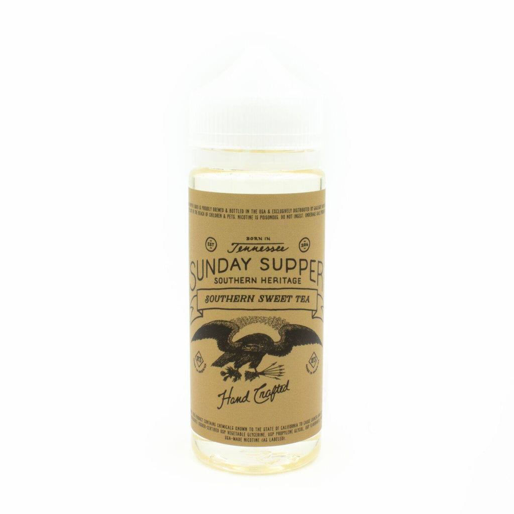 Sunday Supper - Southern Sweet Tea - 60ml/120ml