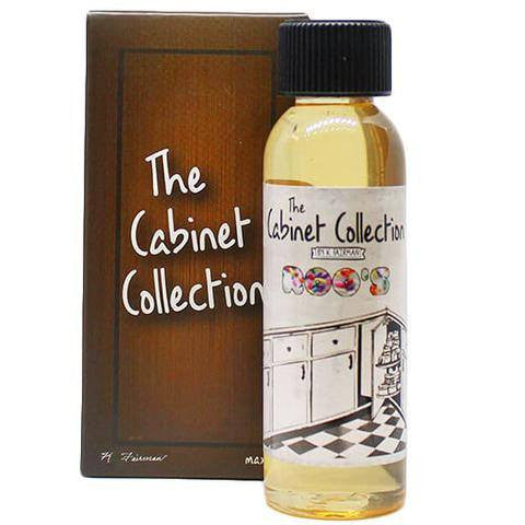 The Cabinet Collection eliquid - Roo's - 60ml