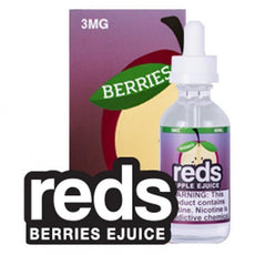 Reds Apple EJuice - Berries - 60ml