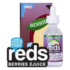 Reds Apple EJuice - Berries Ice - 60ml