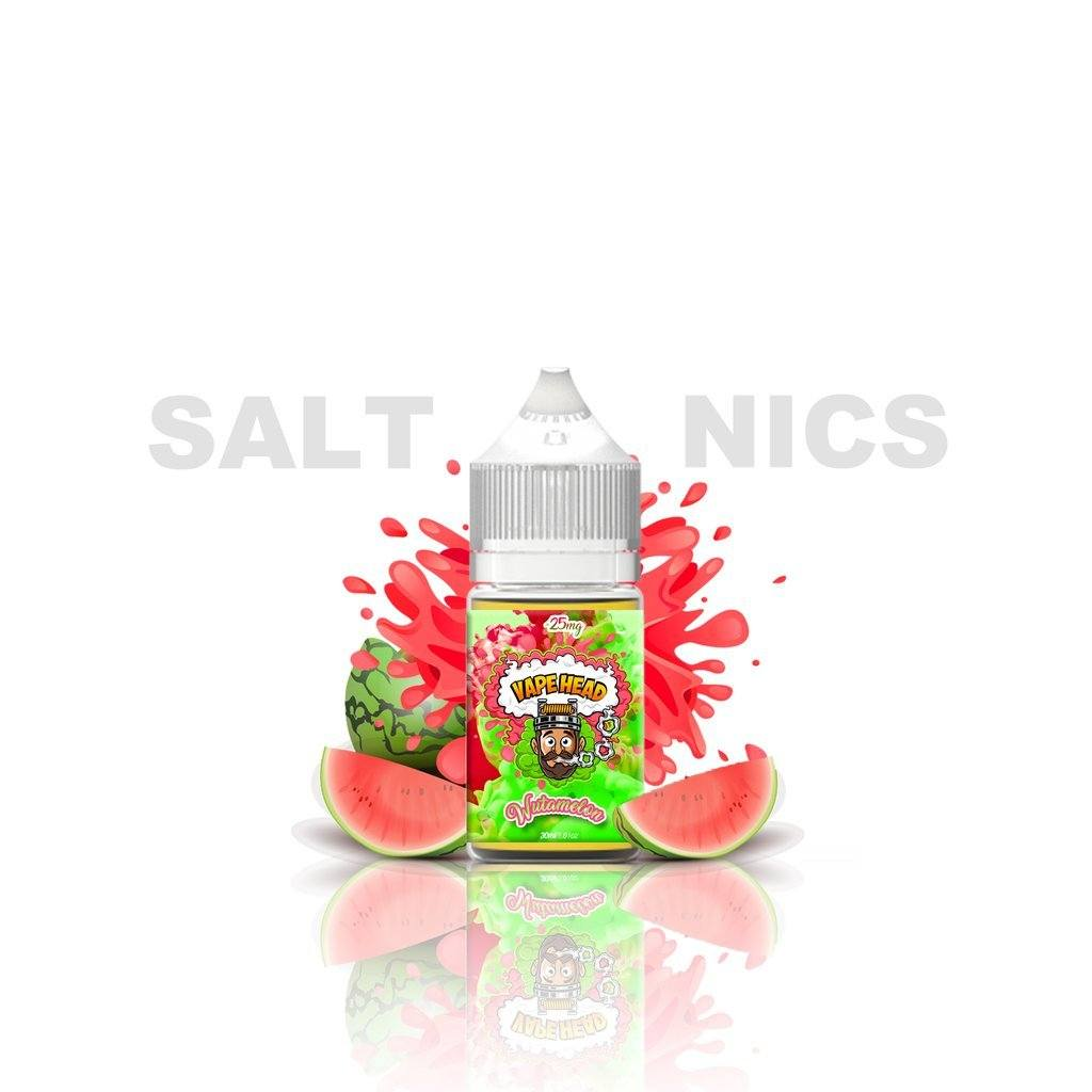 Vape Heads Salt Wutamelon Sweet & Sour 30ml
