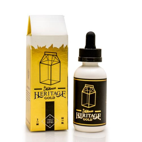 The Milkman Heritage - Gold - 60ml