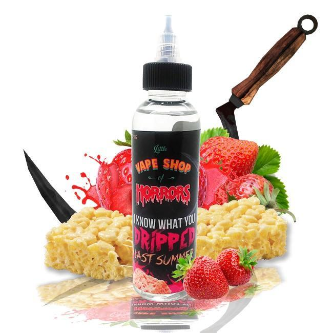 Little Vape Shop of Horrors I Know What You Dripped Last Summer 120ml
