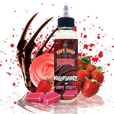 Little Vape Shop of Horrors Nightmare on Vape Street 120ml