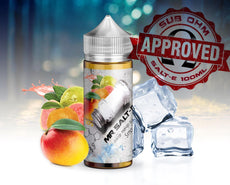 Mr.Salt-E - Orange Mango Guava ICE - 100ml