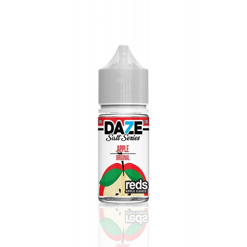 7 Daze Salt Reds Apple 30ml
