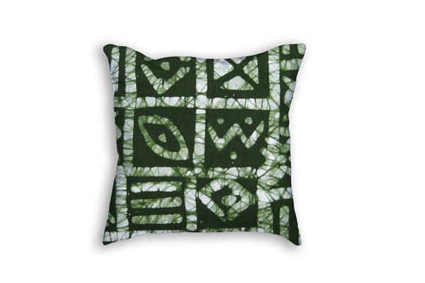 Oware Fabric Printed Pillow