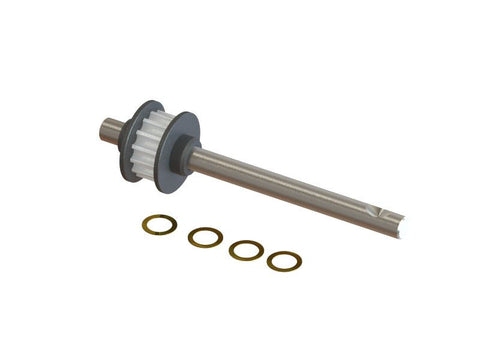 080 - OXY3 - Tail Shaft 15T