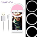 GLAMBULB Selfie Ring Light USB Powered  - GLAMBULB®