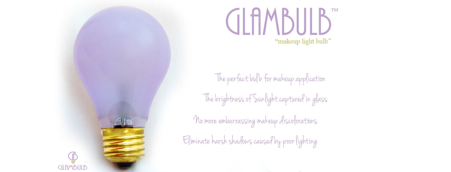 Glambulb Makeup Light Bulb