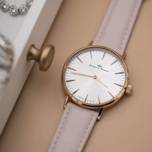 CHLOTILDE ROSE GOLD