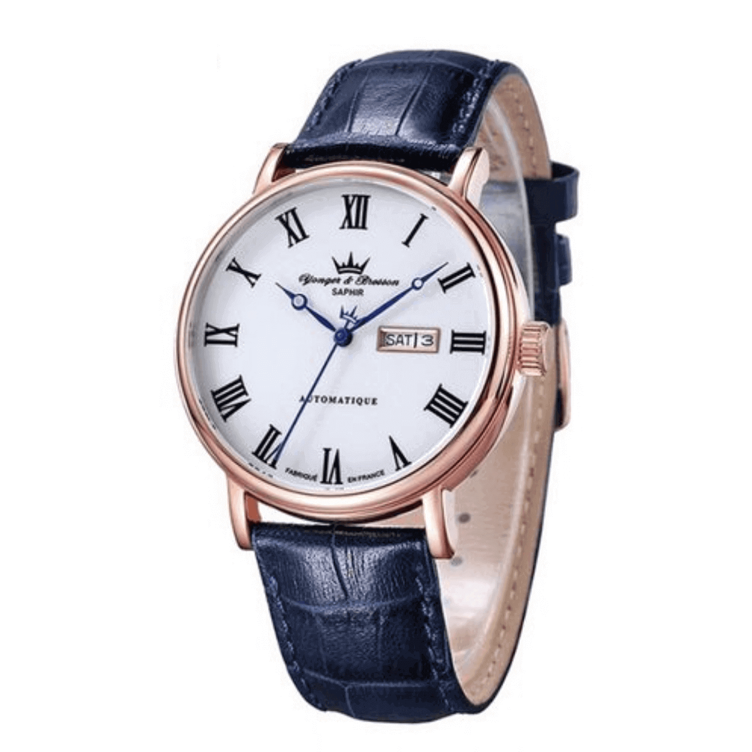 BEAUMESNIL ROSE GOLD