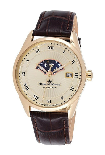 Yonger & Bresson Automatique CHANTILLY YBH 8545/03