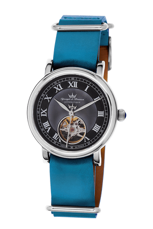 Yonger & Bresson Automatique turquoise CERNY YBD 2017/SN