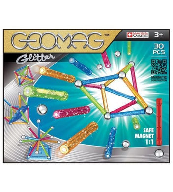 Geomag - Glitter 30 (Ages 3+)