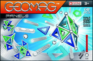 Geomag Panels 68 (Ages 3+)
